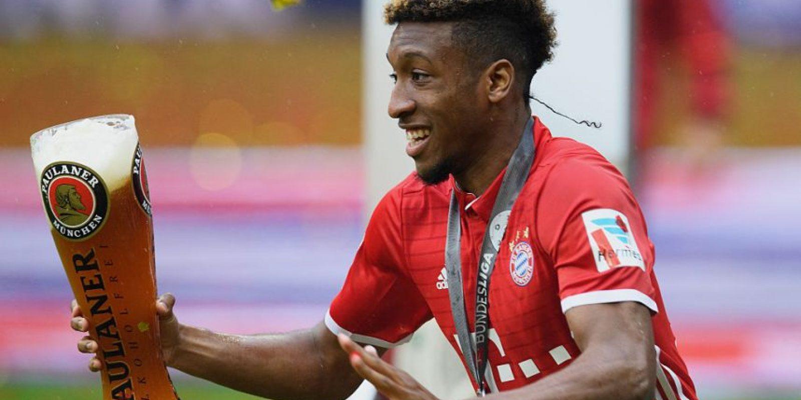Getty Images Foto:2.-Kingsley Coman – 20 años (Bayern Munich)
