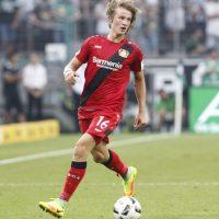 Getty Images Foto:19.- Tin Jedjav – 20 años (Bayer Leverkusen)
