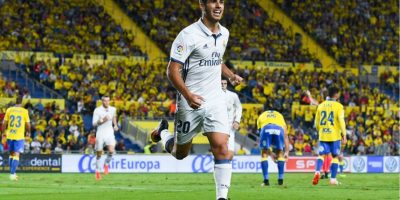 Getty Images Foto:8.-Marco Asenso – 20 años (Real Madrid)