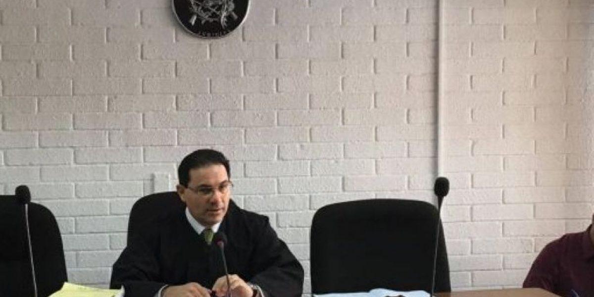 La Fiscalía apela una decisión que separó al juez de extinción en los procesos del expresidente Otto Pérez