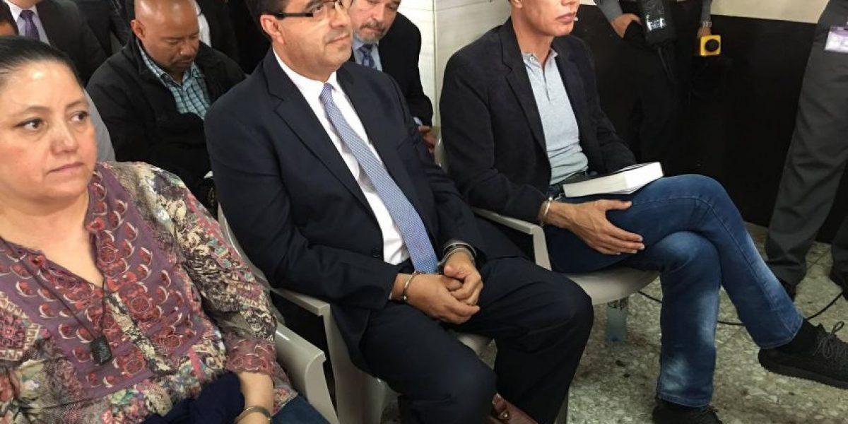 Suspenden juicio del caso IGSS-Pisa-Chiquimula por enfermedad de jueza