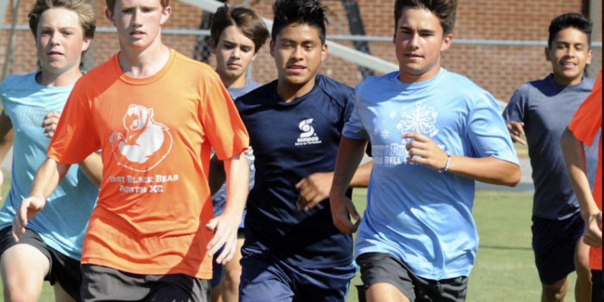 Roque Torres, un guatemalteco que de adolescente migró solo a Estados Unidos, recupera la sonrisa