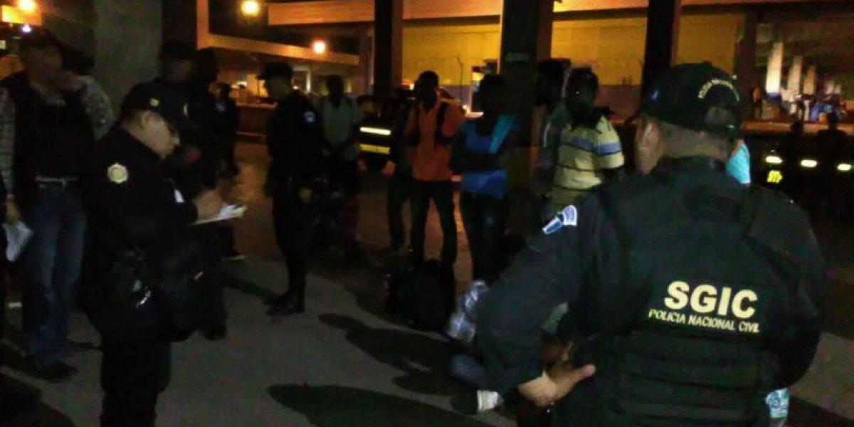 Se dispara el número de africanos indocumentados que ingresan a Guatemala