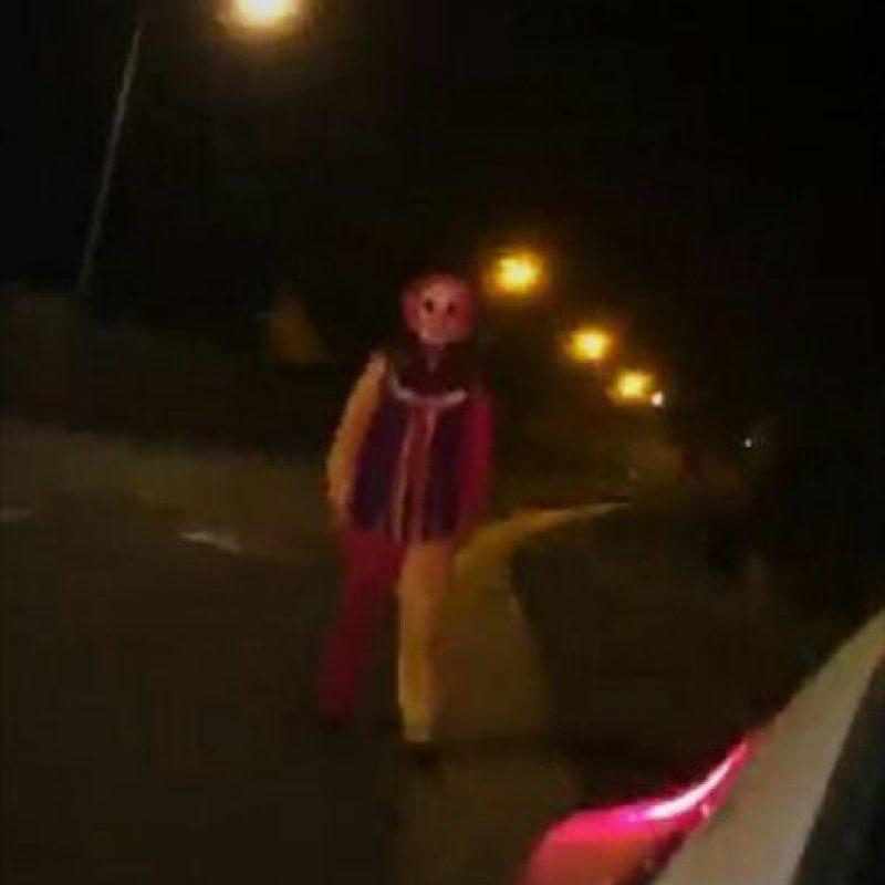 Twitter.com/ClownSighting Foto:Comenzó hace unas semanas en Estados Unidos