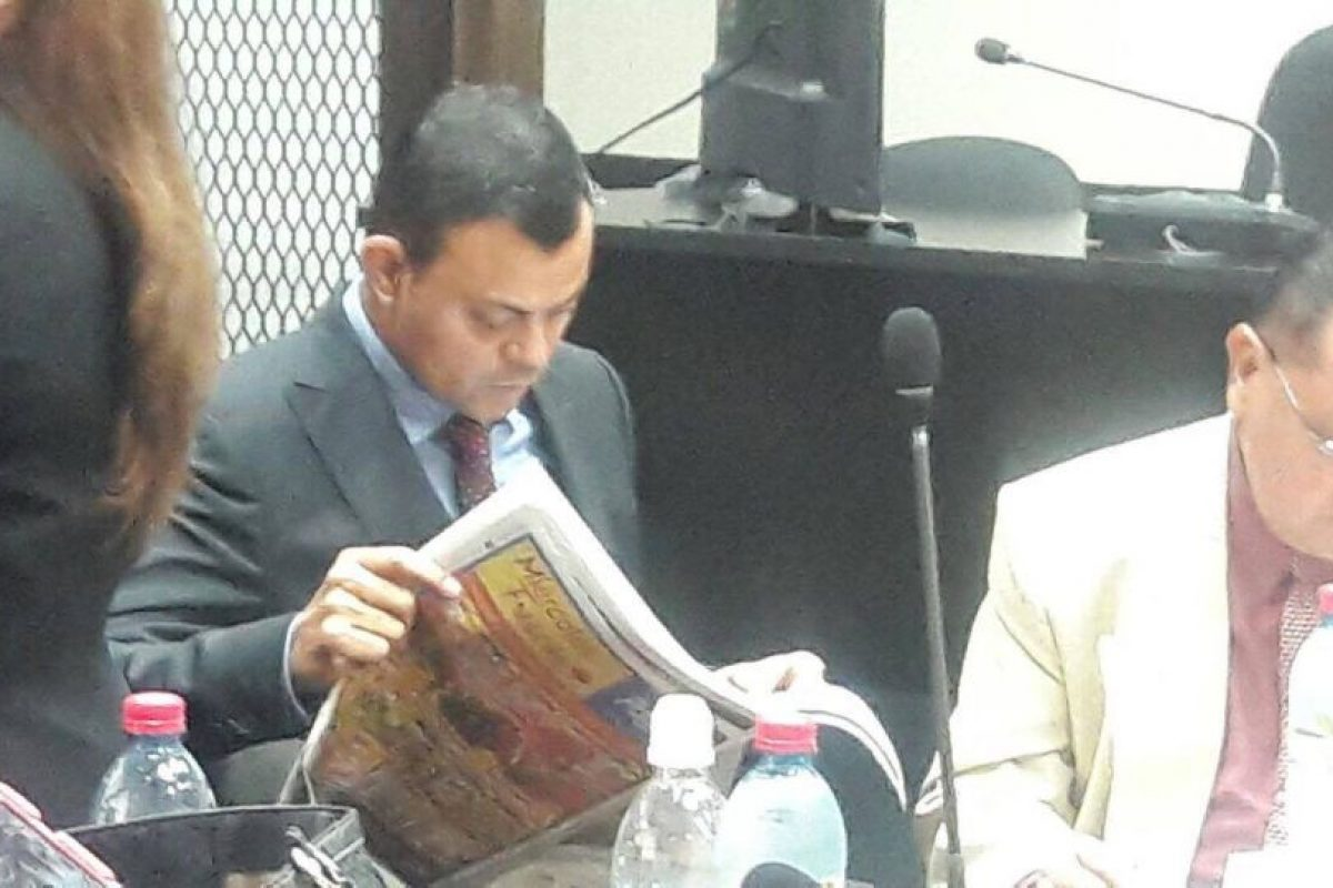 Carlos Gabriel Guerra Villeda Foto:Cortesía