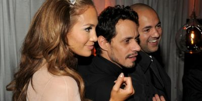 Video: Jennifer López y Marc Anthony felices anuncian acercamiento musical