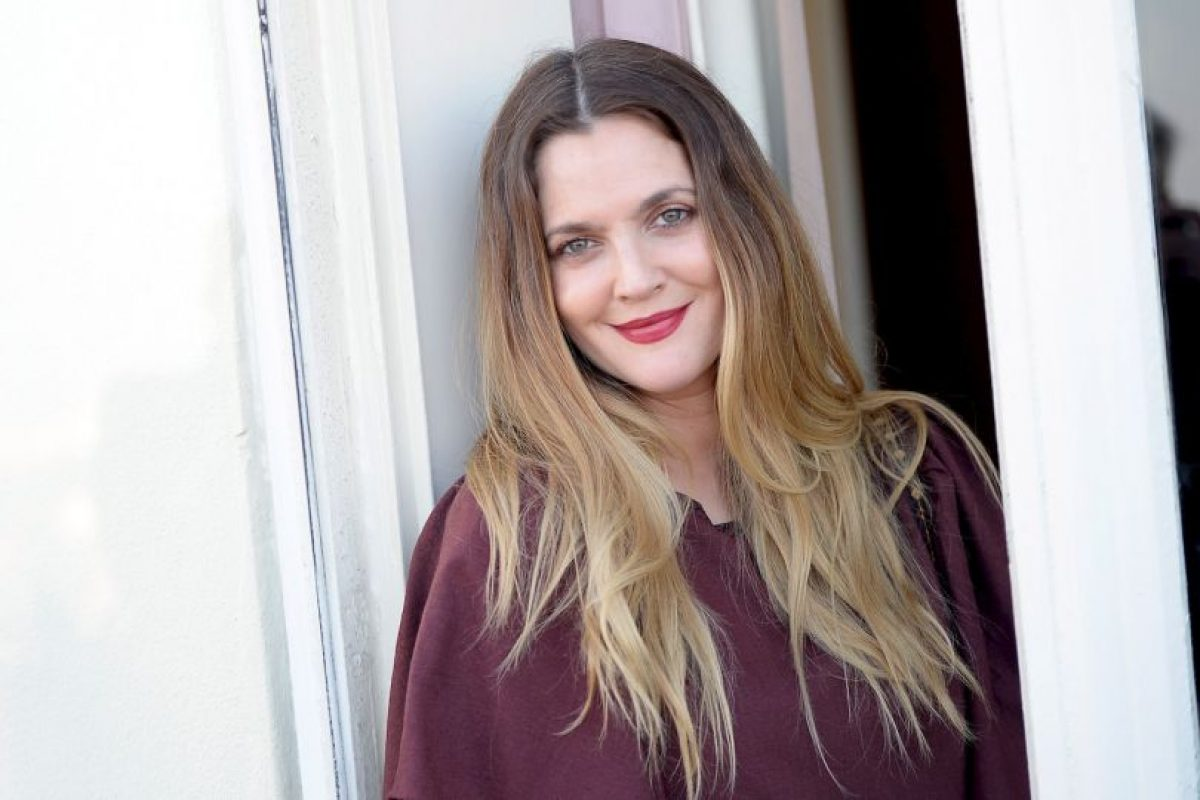 Getty Images Foto:Drew Barrymore