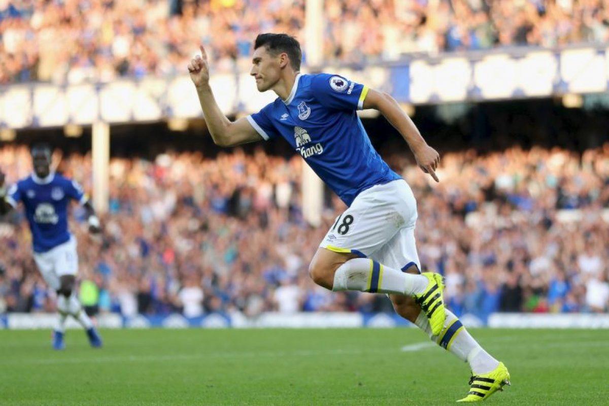Getty Images Foto:Gareth Barry es el jugador con más partidos como titular