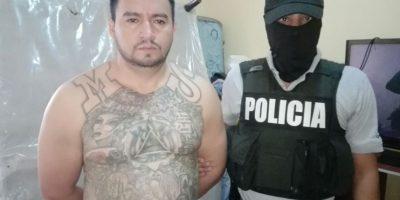 Capturan a líderes de la Mara Salvatrucha buscados en El Salvador