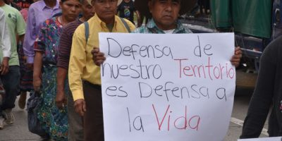 """Marcha de la """"Dignidad y la Resistencia Indígena, Negra y Popular"""