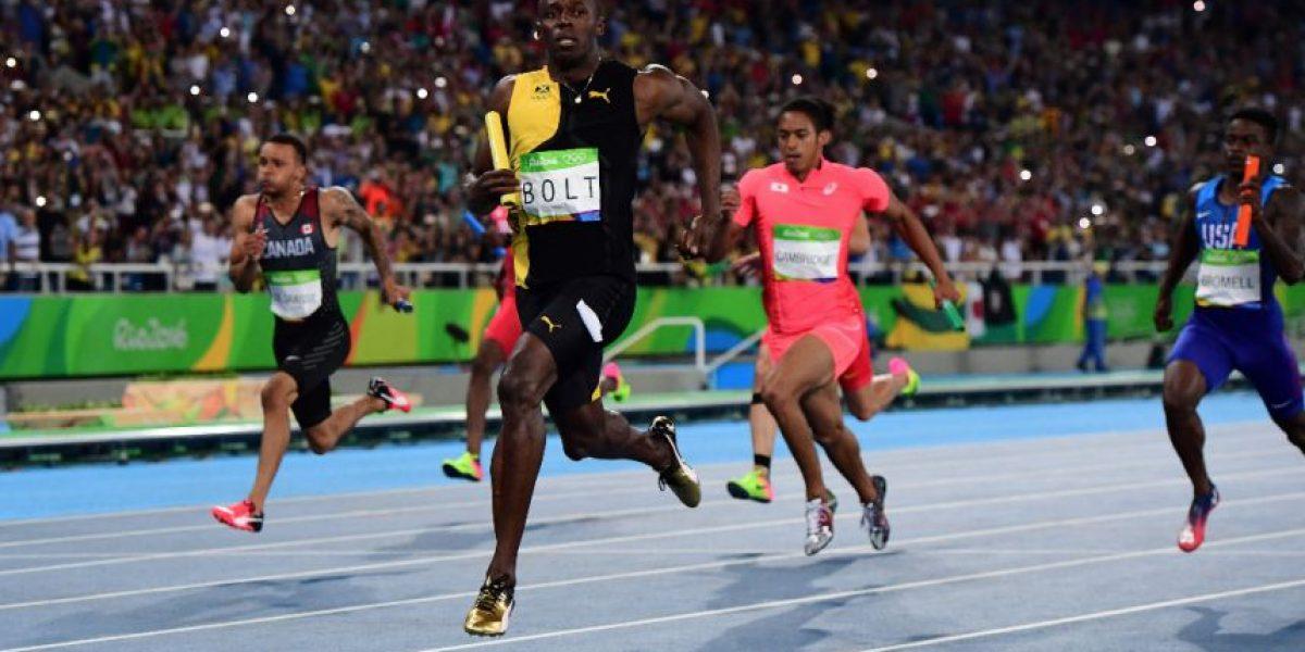 Usain Bolt se gana el corazón de los internautas por un noble gesto