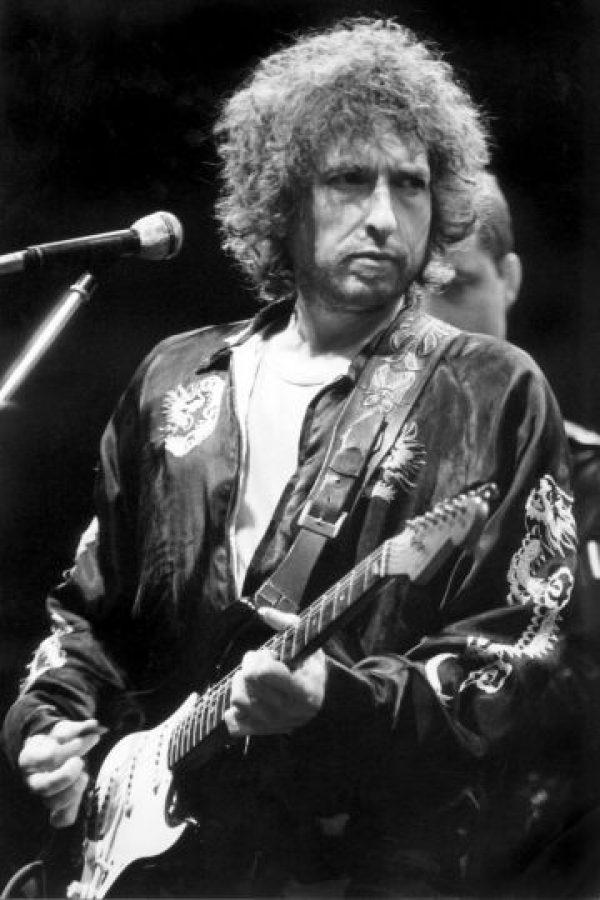 AFP Foto:Bob Dylan nació el 24 de mayo de 1941