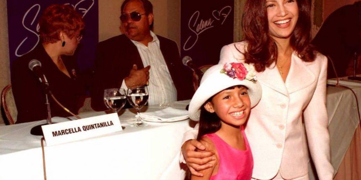 La niña que interpretó a Selena en la cinta creció y cuenta la terrible verdad detrás de la fama