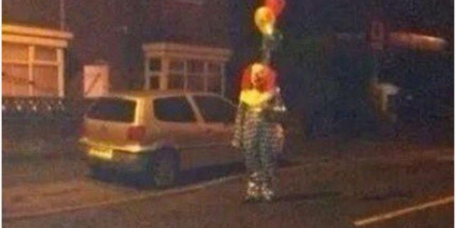 Twitter.com/ClownSighting Foto:En las últimas semanas se incrementaron los casos de Payasos asesinos