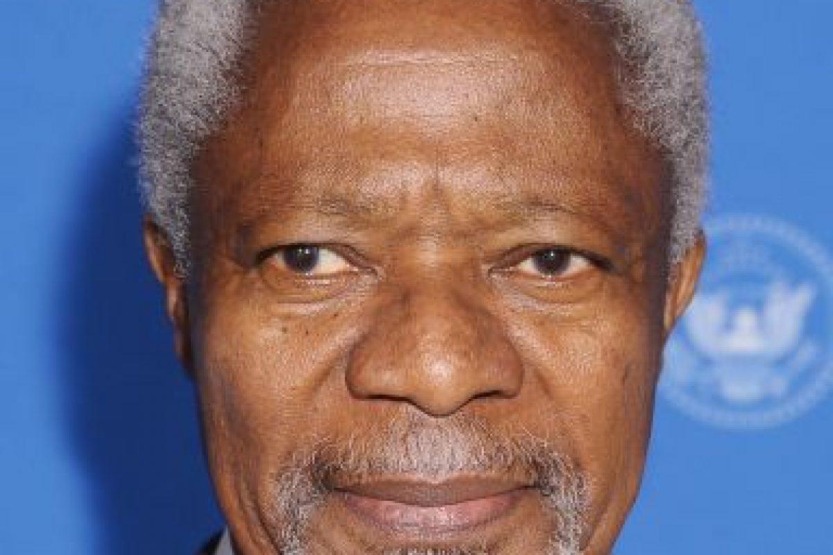 Getty Images Foto:Kofi Annan: de 1997 a 2006