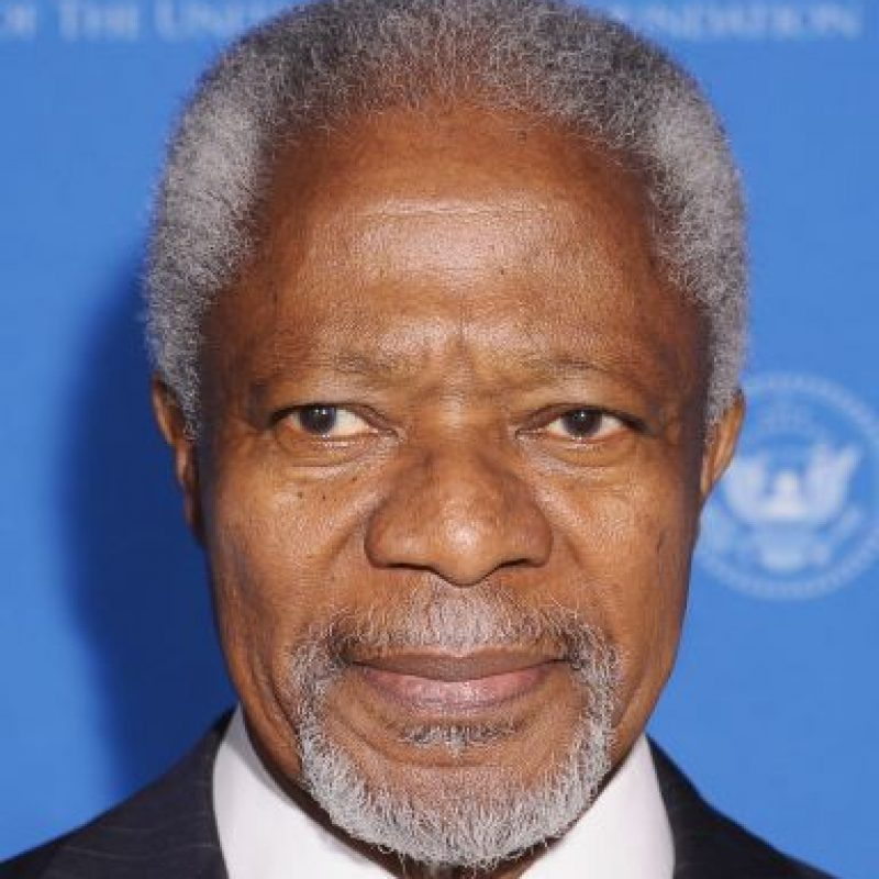Getty Images Foto: Kofi Annan: de 1997 a 2006