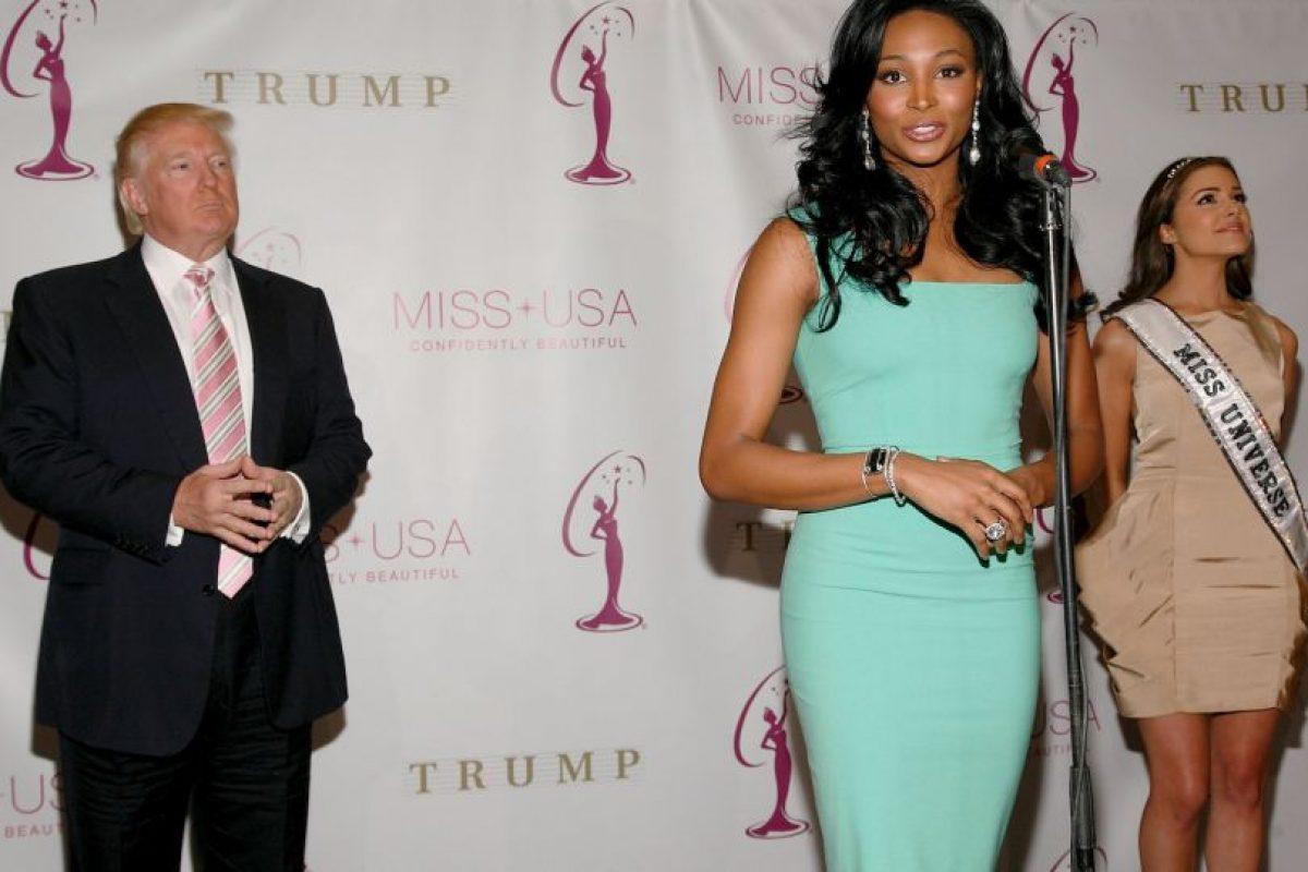 Getty Images Foto:Siguen las polémicas con el candidato a la presidencia