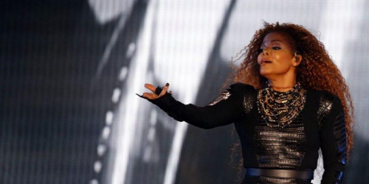 Janet Jackson confirmó que está embarazada a los 50 años