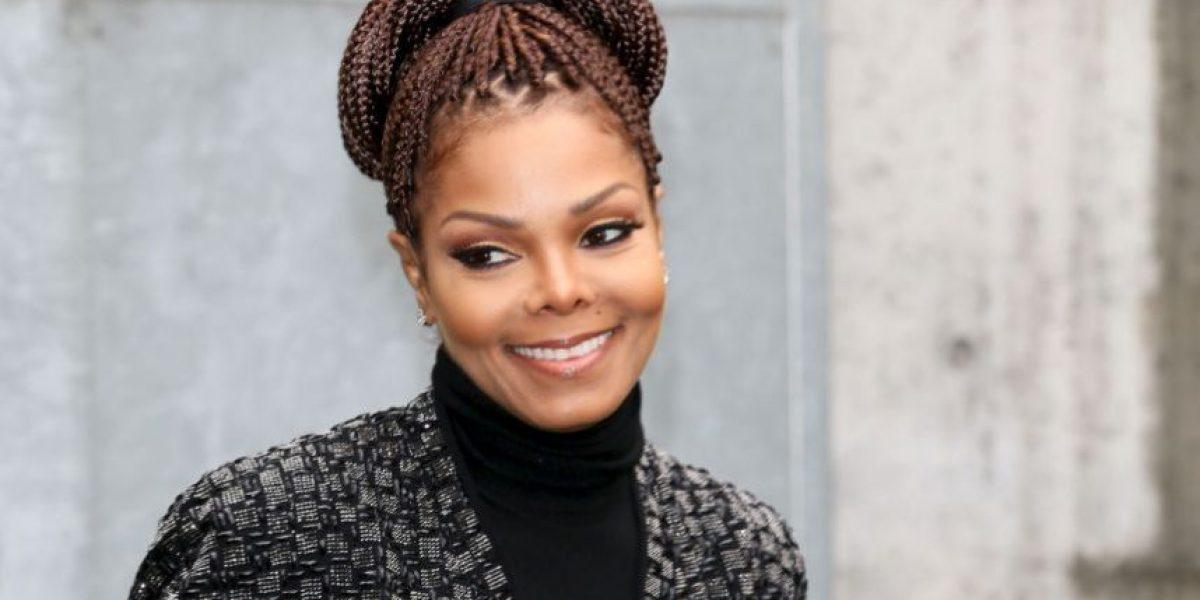 A sus 50 años, Janet Jackson anuncia que está embarazada