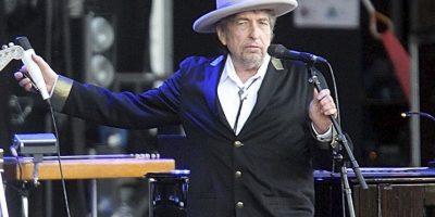 AP Foto:Es el primer músico en ganar el Premio Nobel de Literatura