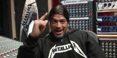 Robert Trujillo, bajista de Metallica, envía un saludo y un recordatorio para el concierto de noviembre