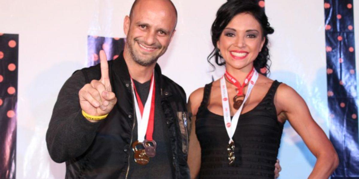 Ely Recinos y Goyo de León ganaron el Celebrity Challenge