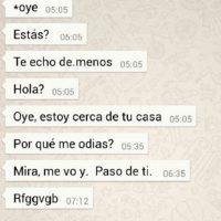 Facebook Foto:WhatsApp puede volverse un enemigo.