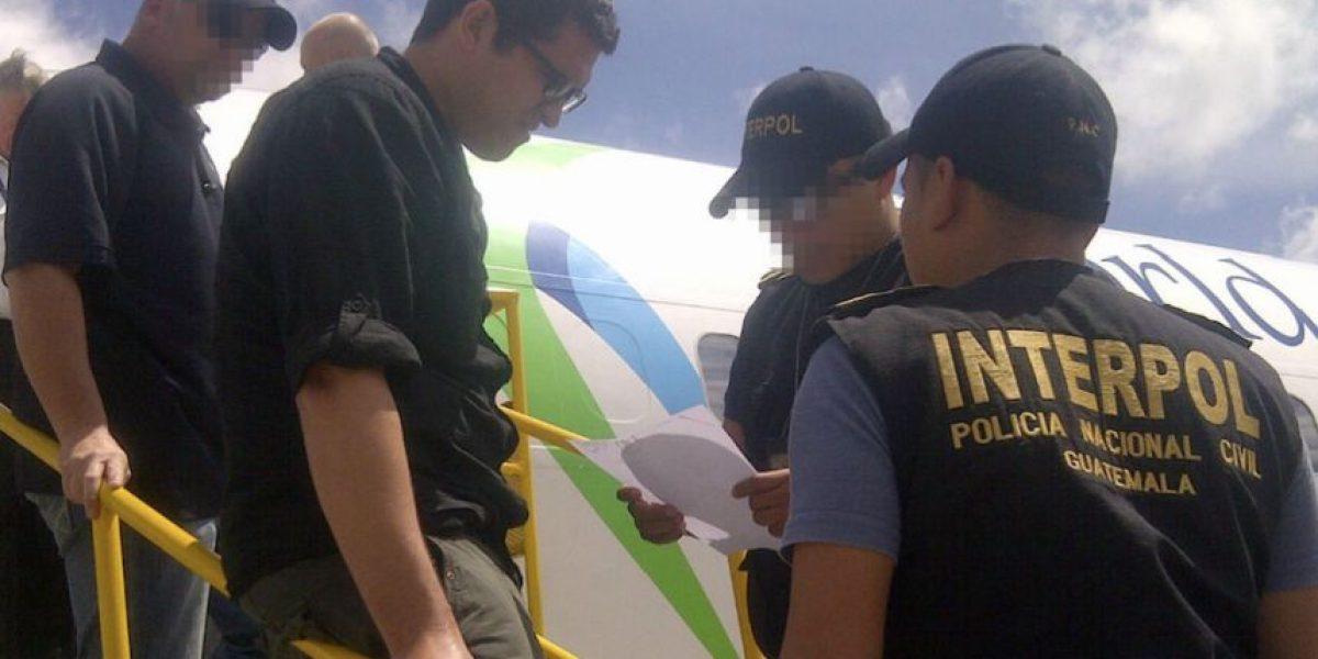 Prófugo por masacre de familia en Petén es deportado desde Estados Unidos