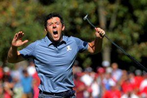 Getty Images Foto:6.-Rory McIlroy (27 años-Golf) – 42.6 millones de dólares