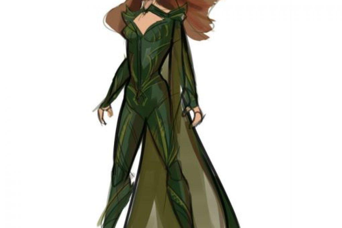 WB Foto:También conocida como Reina Atlantis