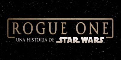 """El nuevo trailer de """"Rogue One: Una historia de Star Wars"""" fue presentado hoy"""