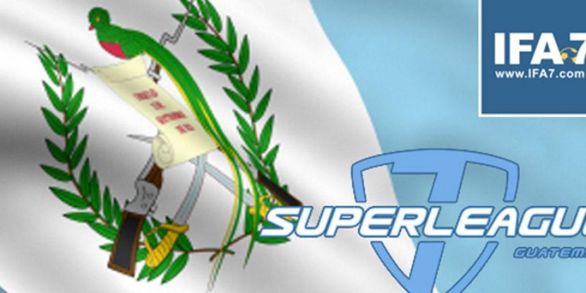 Sigue en vivo el partido Guatemala vs. México en la Copa América IFA 7 de Costa Rica