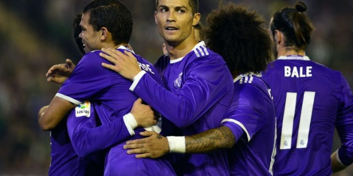 El Real Madrid propinó una paliza al Betis con doblete de Isco incluido