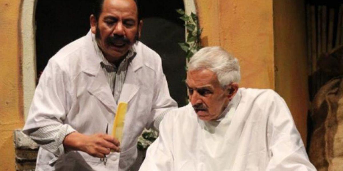 """""""Pepián de 3 carnes"""" le dedicará su función 100 al maestro Herbert Meneses"""