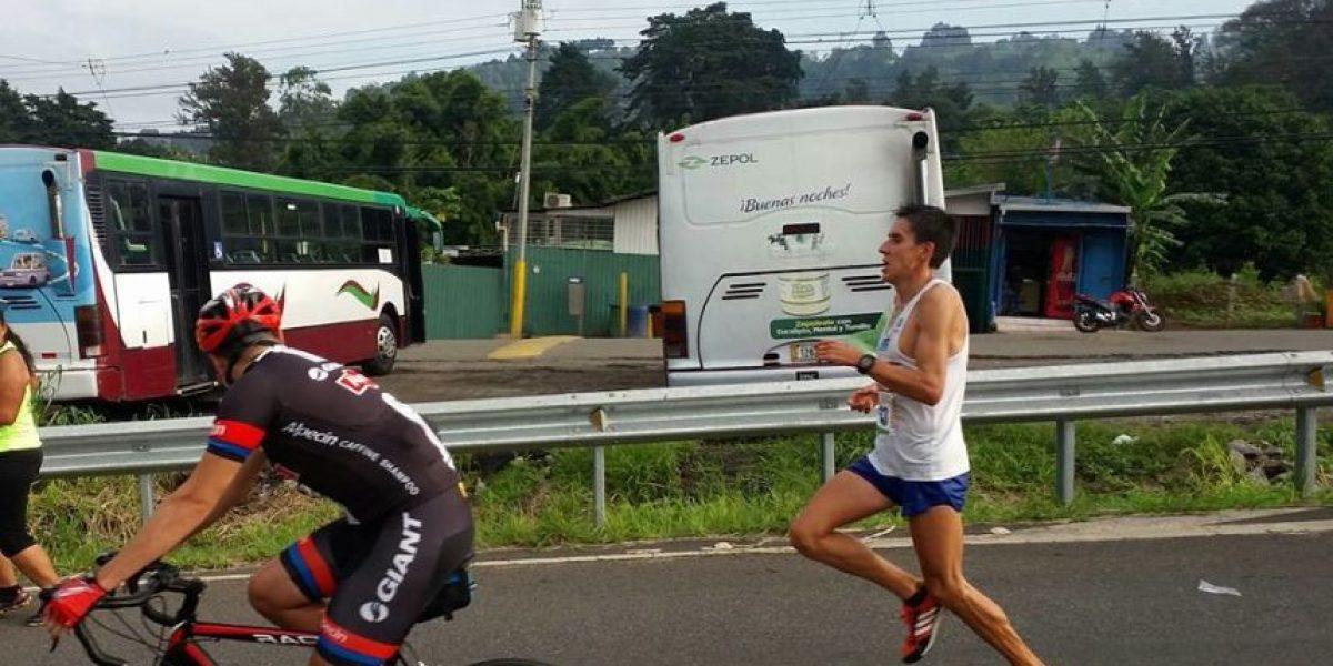 VIDEO. El guatemalteco que triunfó entre 3 mil corredores en Costa Rica