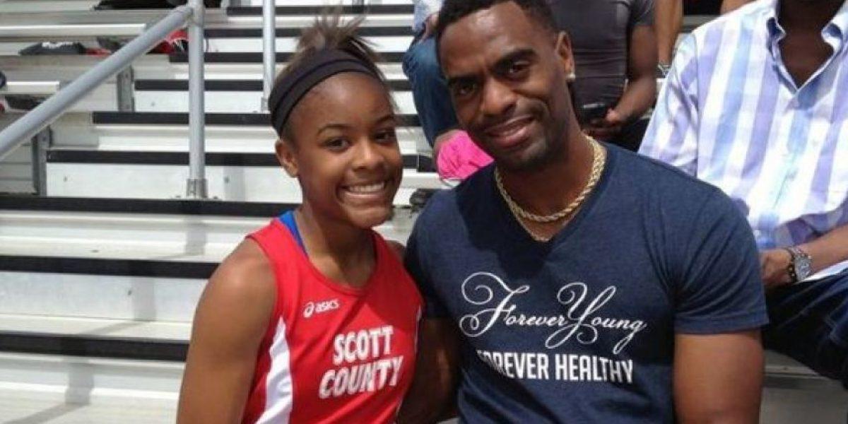 Muere hija de Tyson Gay víctima de un tiroteo en Estados Unidos