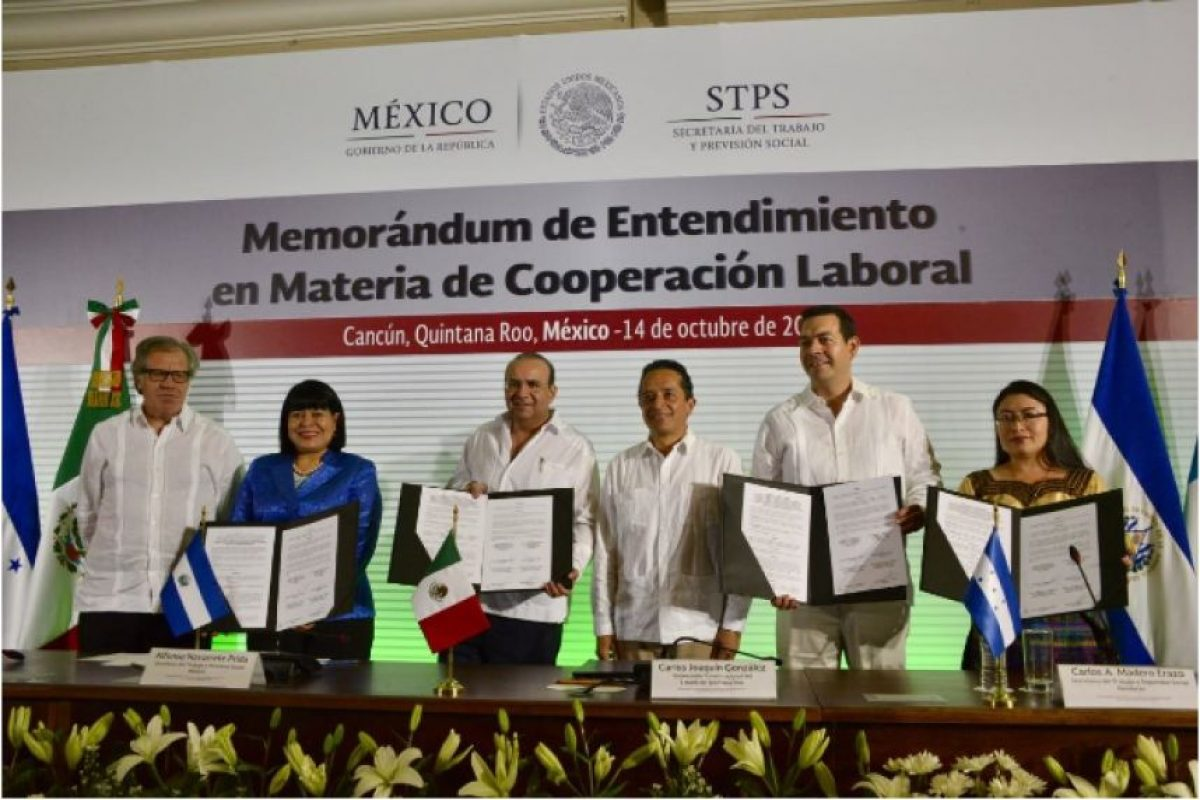 Foto:Secretaría del Trabajo y Previsión Social.