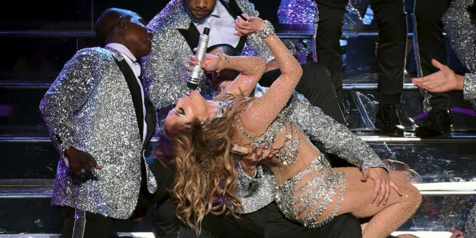Getty Images Foto:Muestra su talento para bailar reggaeton