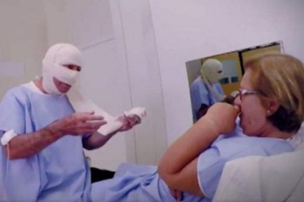 Antena 3 Foto:Fue un grato momento, que se ha viralizado