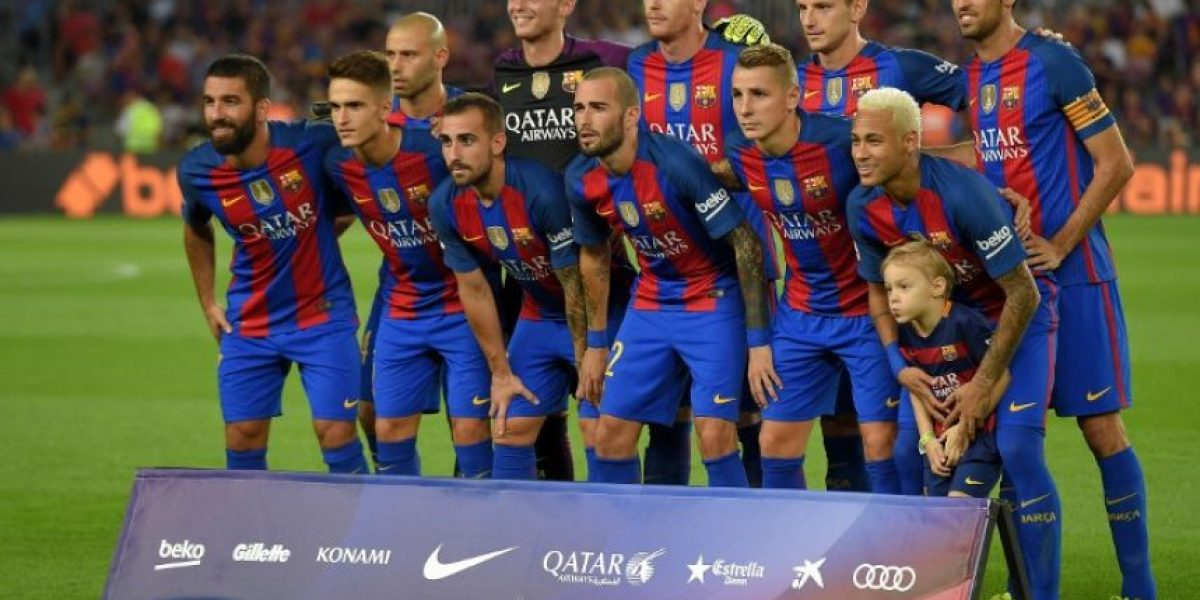 Este jugador del Barcelona amplió su contrato hasta 2019