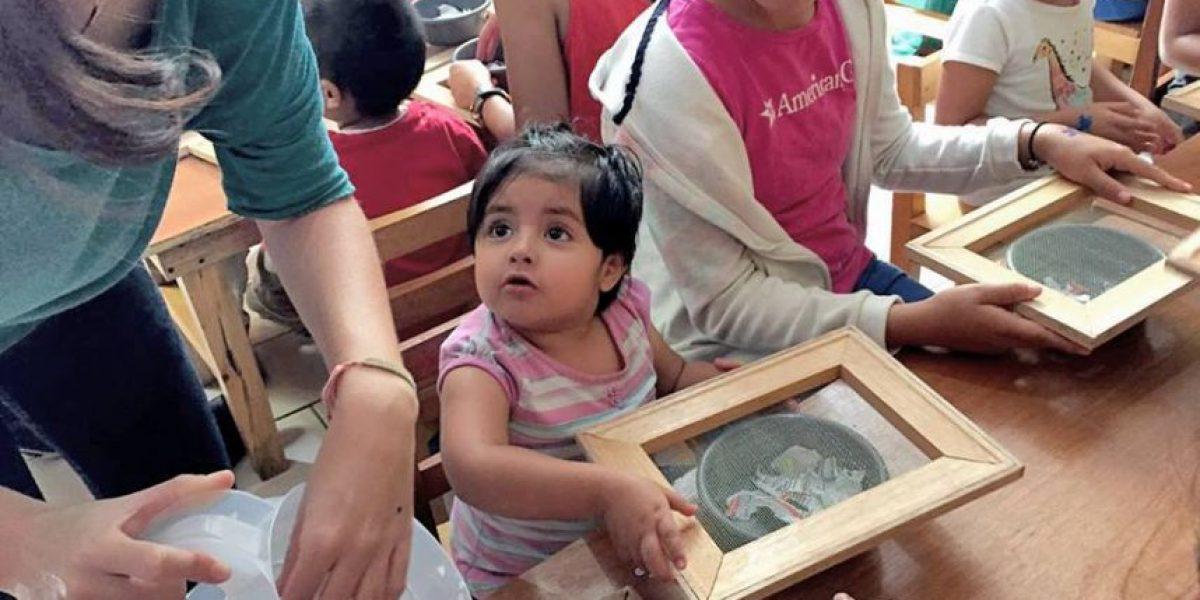 Los niños del Hogar Fátima aprendieron a reciclar gracias a Tetra Pak