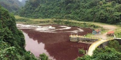 Río Samalá de color rojo: Autoridades detectan qué ocurrió y advierten sanciones