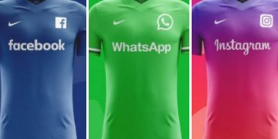 Así lucirían las camisetas de fútbol de las apps más populares