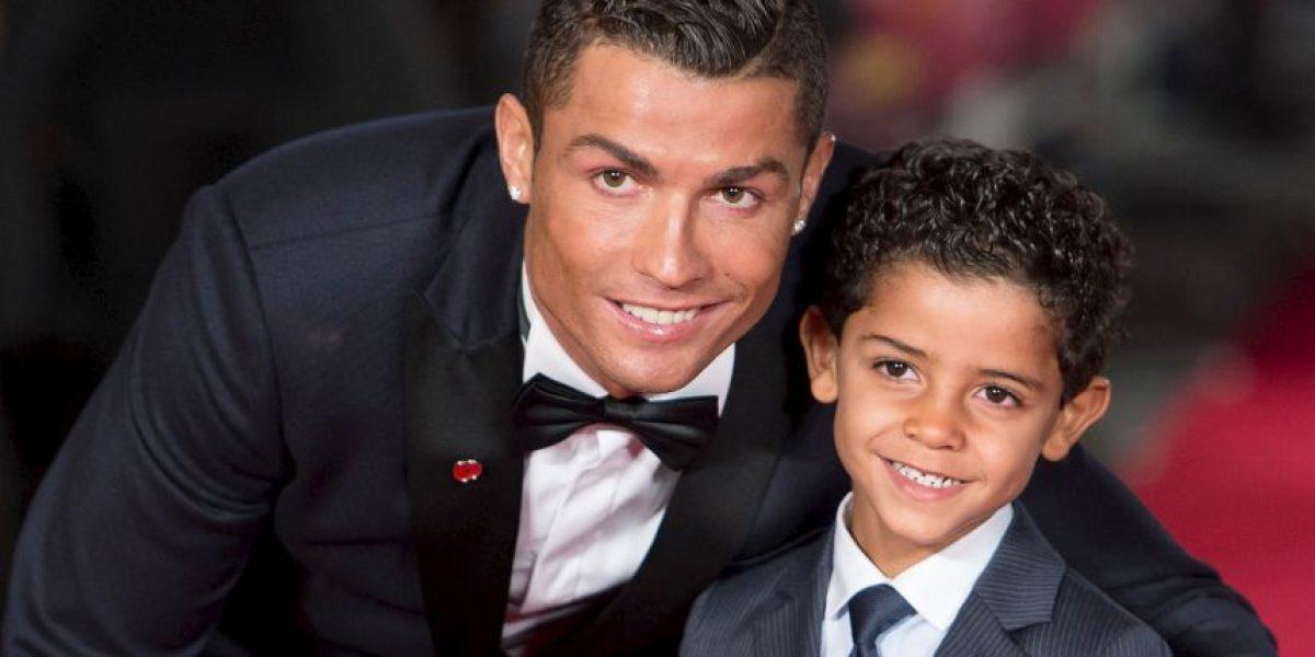 Cristiano Jr. no juega en el Real Madrid y esta es la razón