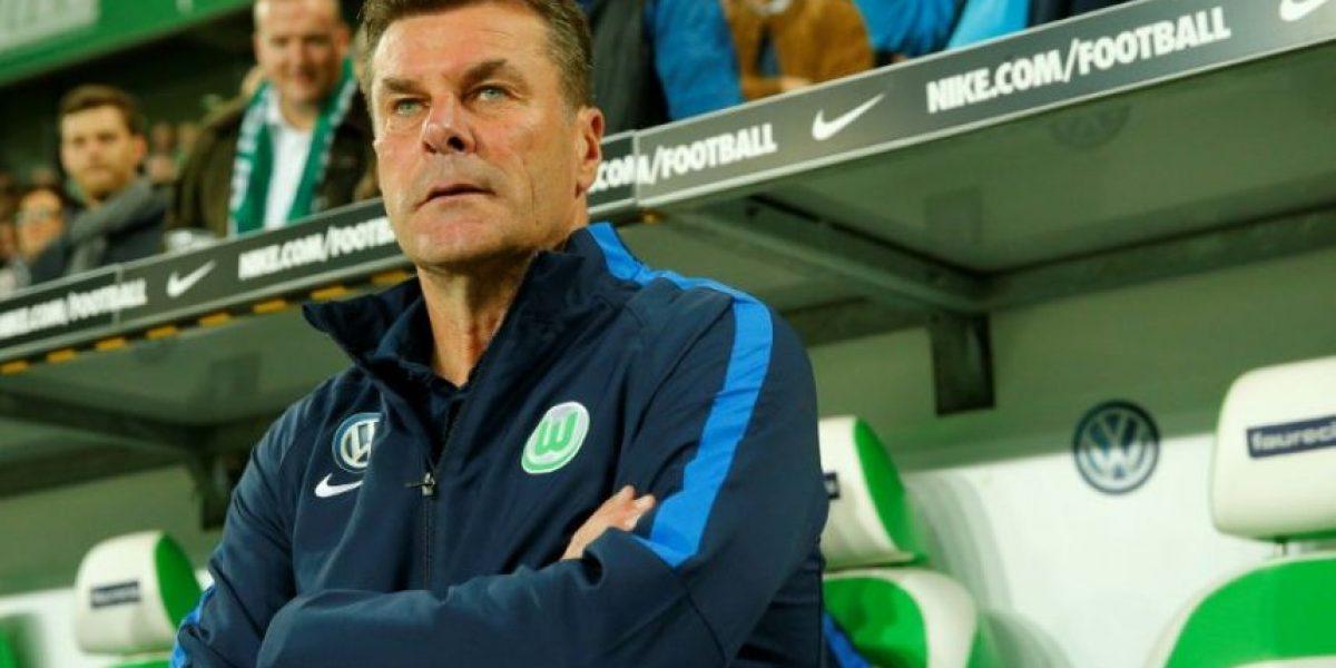 Wolfsburgo despide a Hecking tras pésimo inicio en la Bundesliga