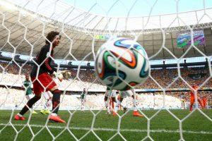 Getty Images Foto:Guillermo Ochoa, el portero más goleado del mundo