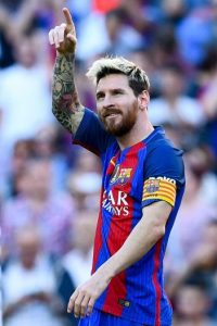Getty images Foto: Lionel Messi