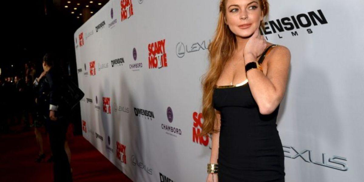 El topless de Lindsay Lohan que se arrepintió de publicar