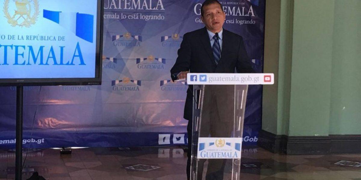 Gobernación instalará mesa de diálogo por construcción de cárcel en Villa Nueva