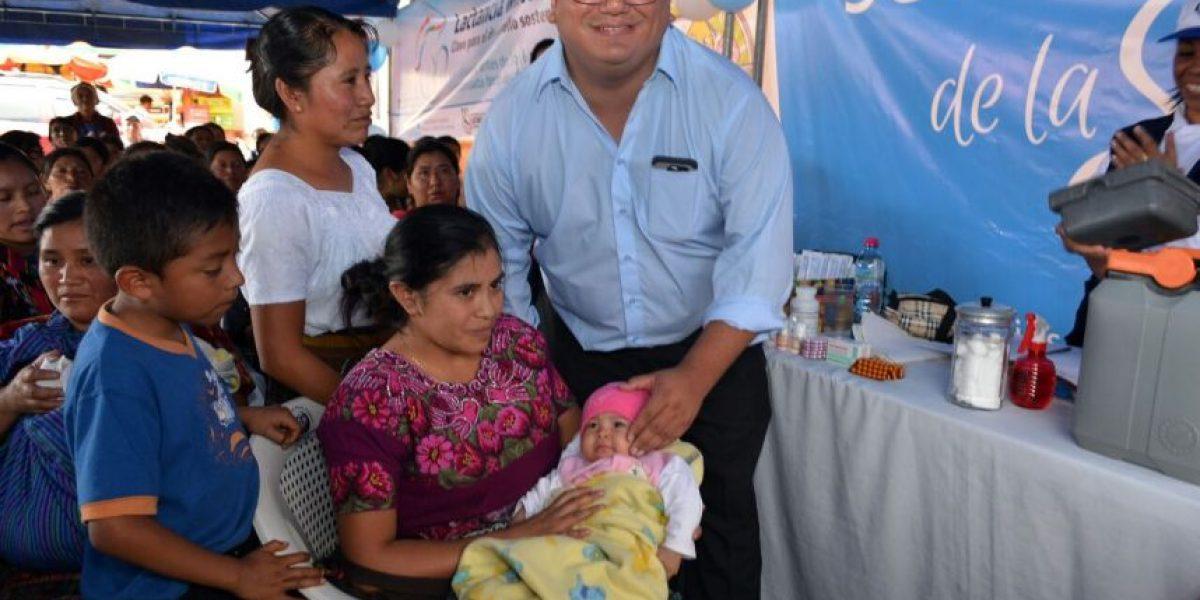 Todo lo que debes saber de la semana de la vacunación a niños y mujeres en Guatemala
